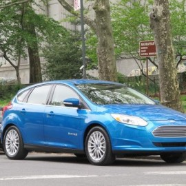 Ford Focus Electro